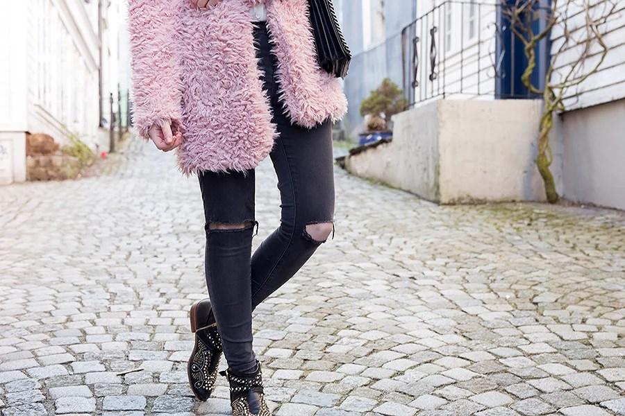 krist.in rosa jakke shein