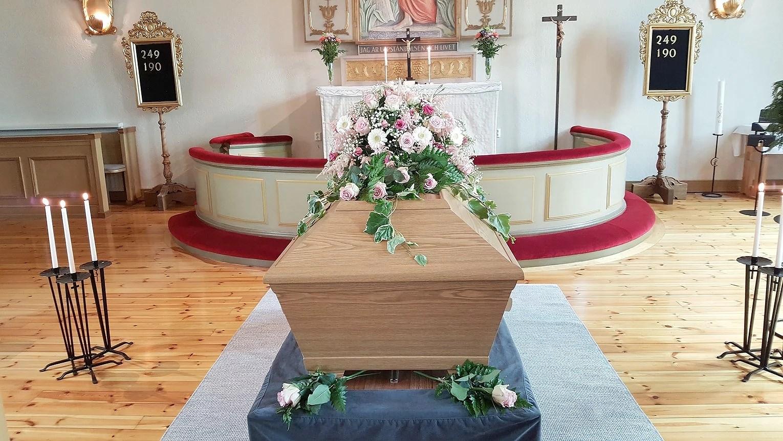 Begravning - Den sista vilan