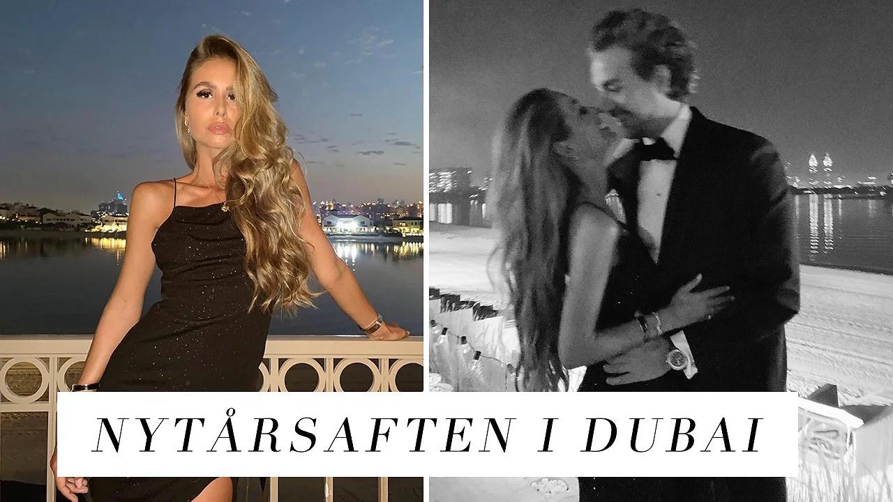 VIDEO / NYTÅRSAFTEN I DUBAI