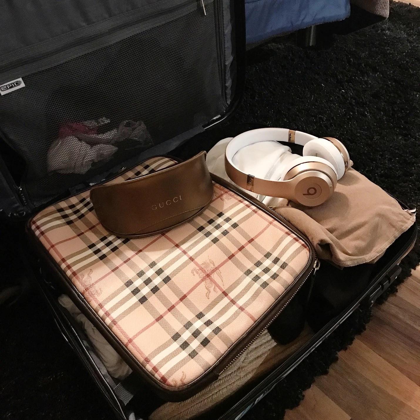 Packat inför Barcelona