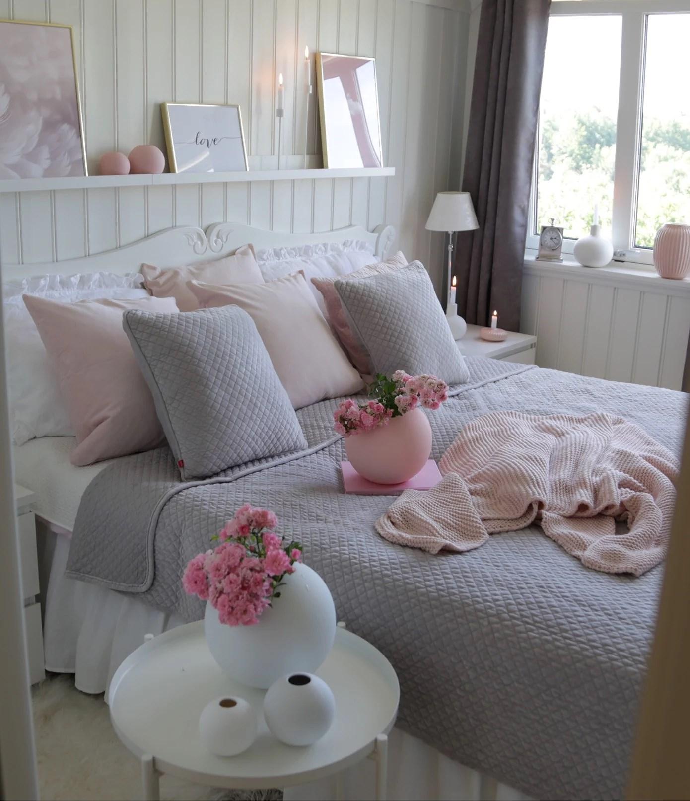 Nytt sengeteppe