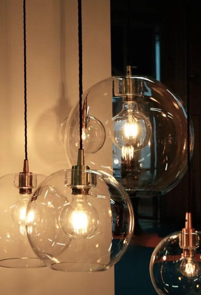 Dessa lamporna är så fina