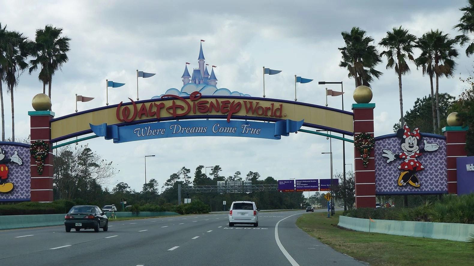 Finns det mer än en Disneypark i USA+ - Vanliga frågor-Svar