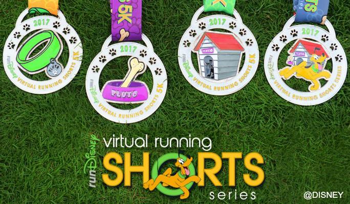 RunDisney Virtual Shorts