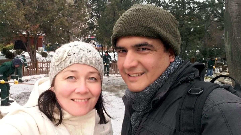 Vinterferien går til Ankara