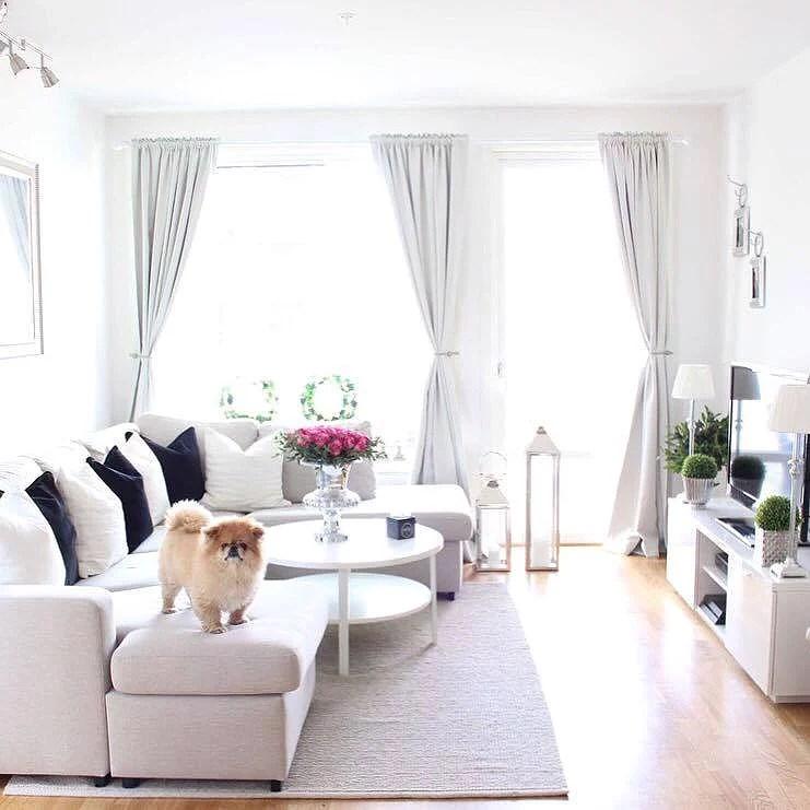My living room journey