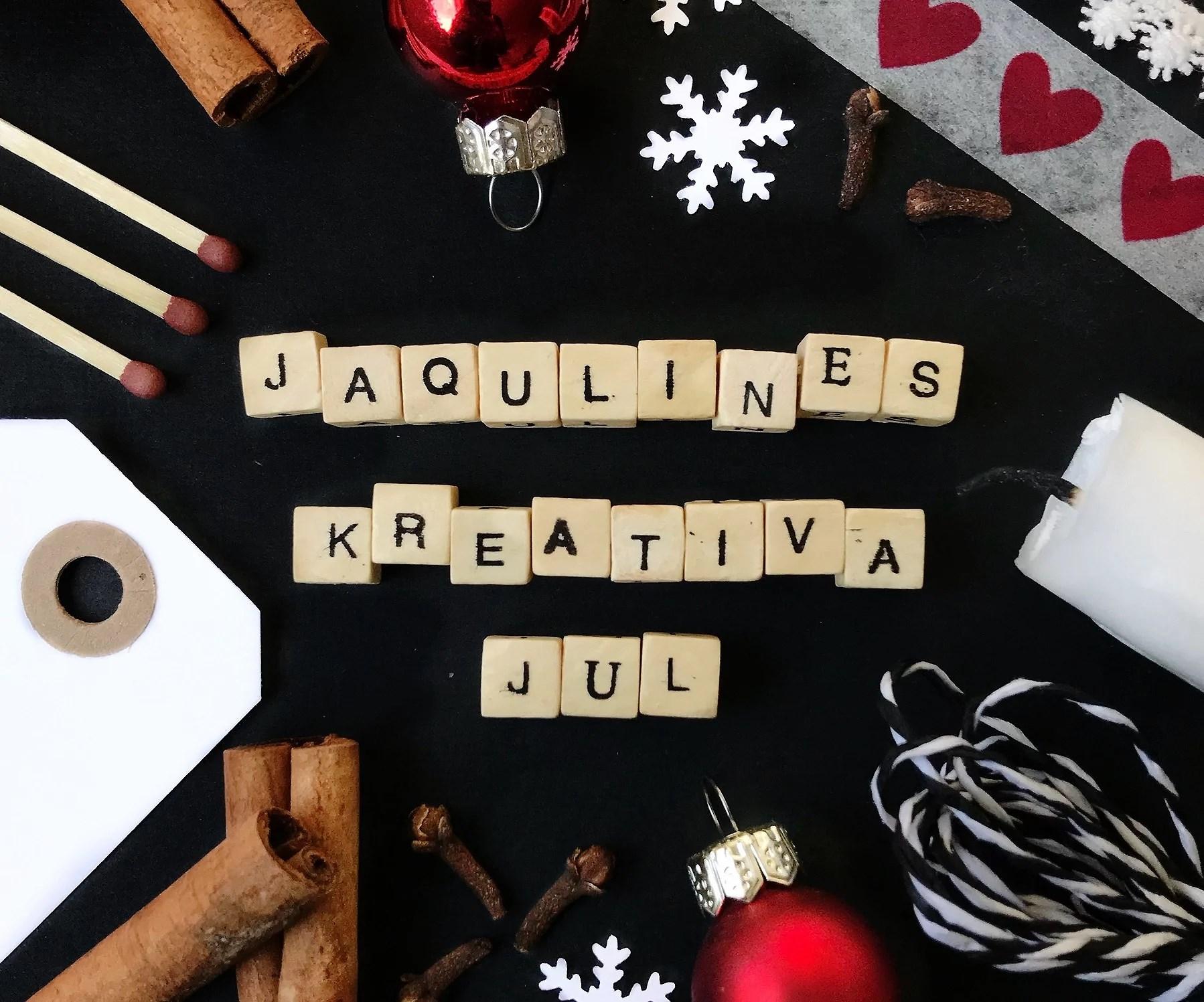 Jaqulines kreativa jul