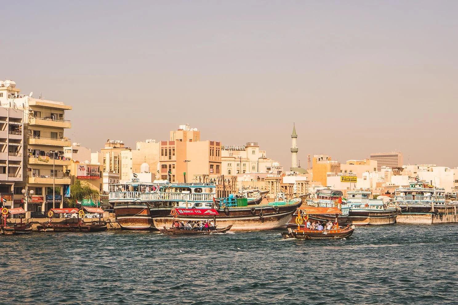 En speciel rejse til Dubai