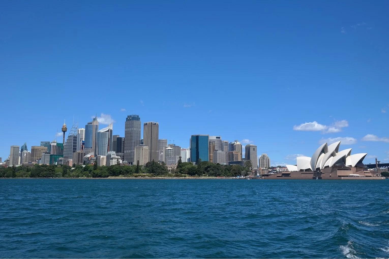 Bildbomb från Sydney