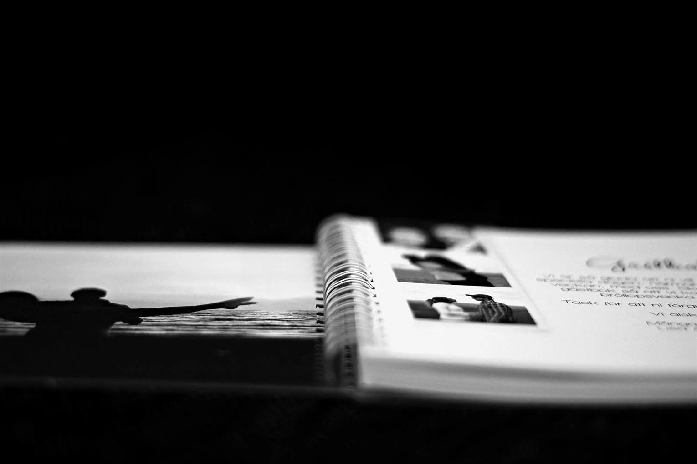 Gästbok | #EnbergWedding