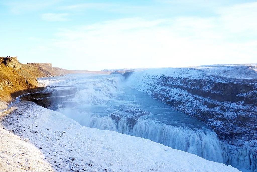 Den Gyllene Cirkeln - Rundtur på Island
