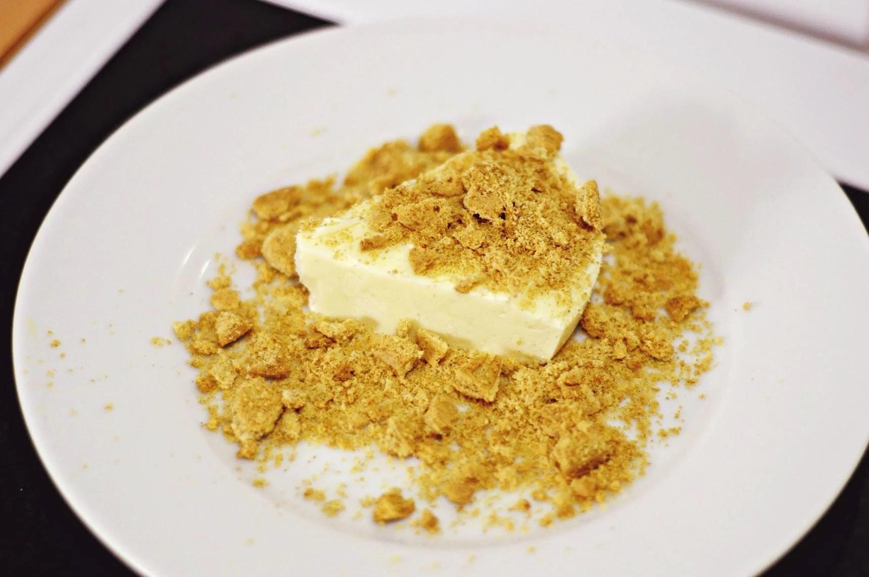 Proteinrik laktosfri cheesecake!