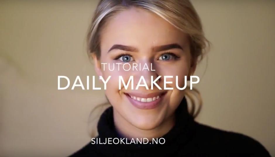 tutorial: my daily makeup