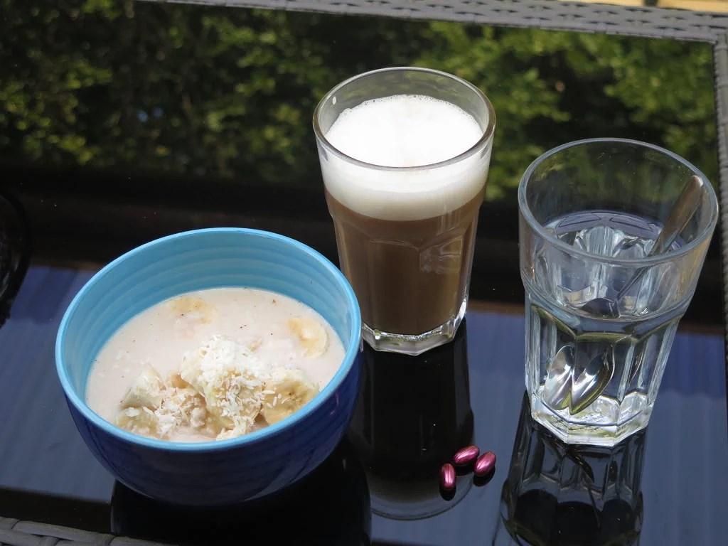 Frukost en ledig fredag