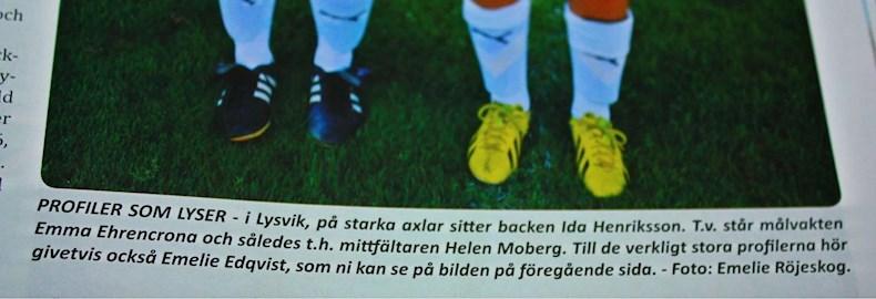 svensk damfotboll