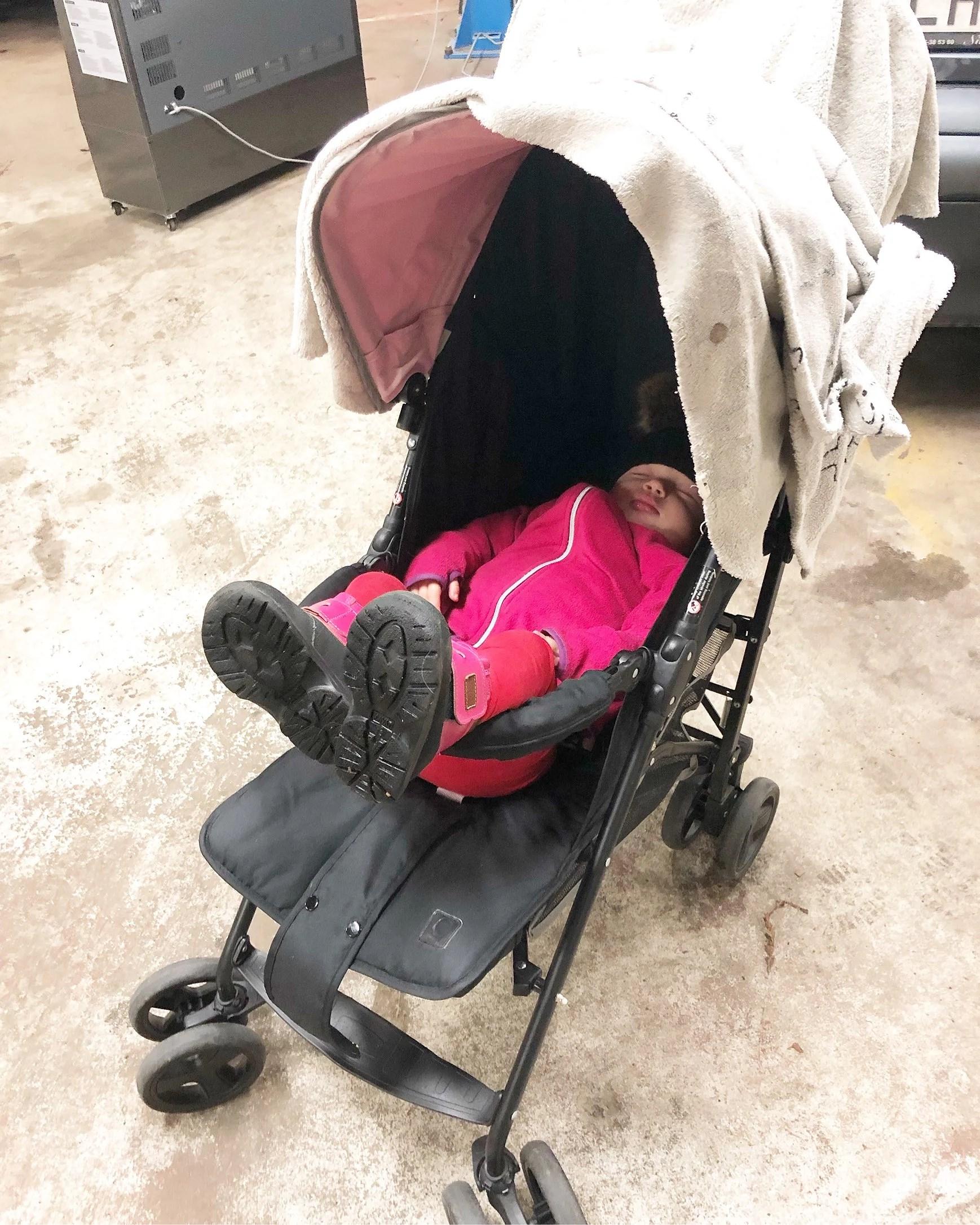 Jag har lämnat bort mitt barn