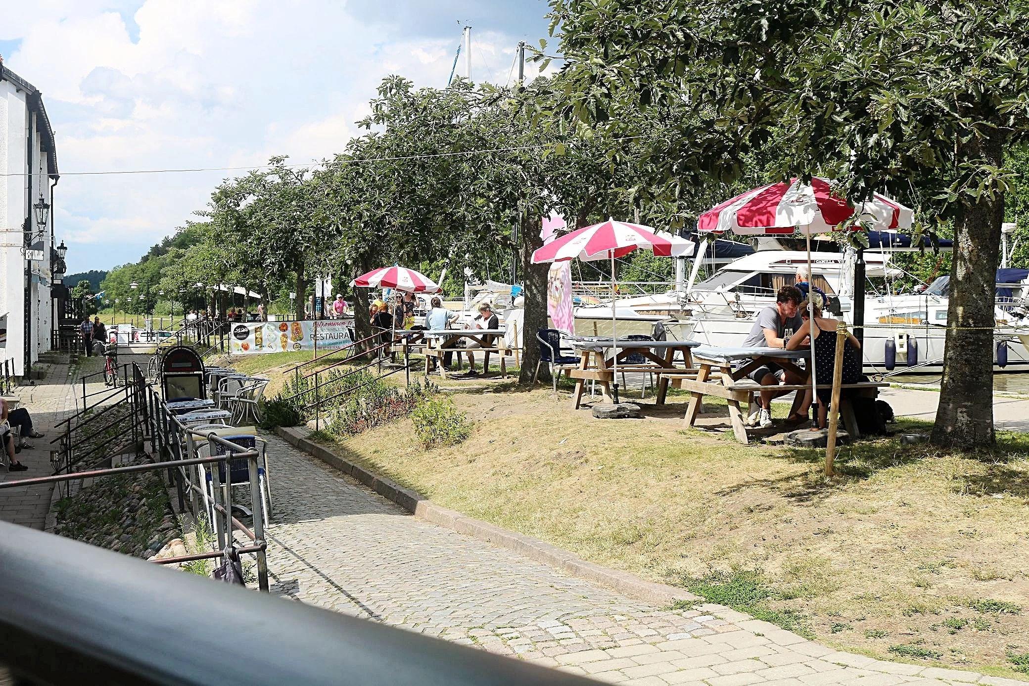 Lunch i Söderköping