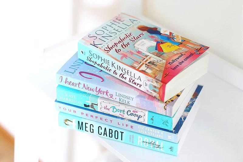 5 books for summer