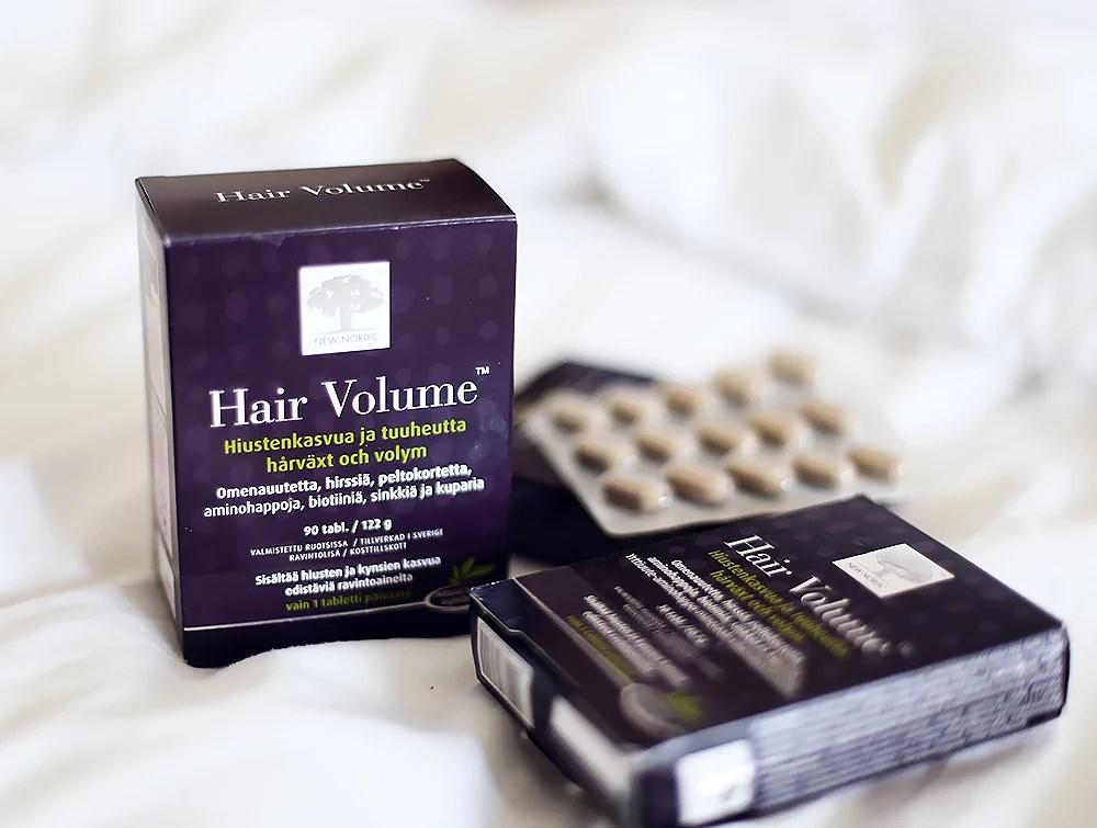 hairvolume