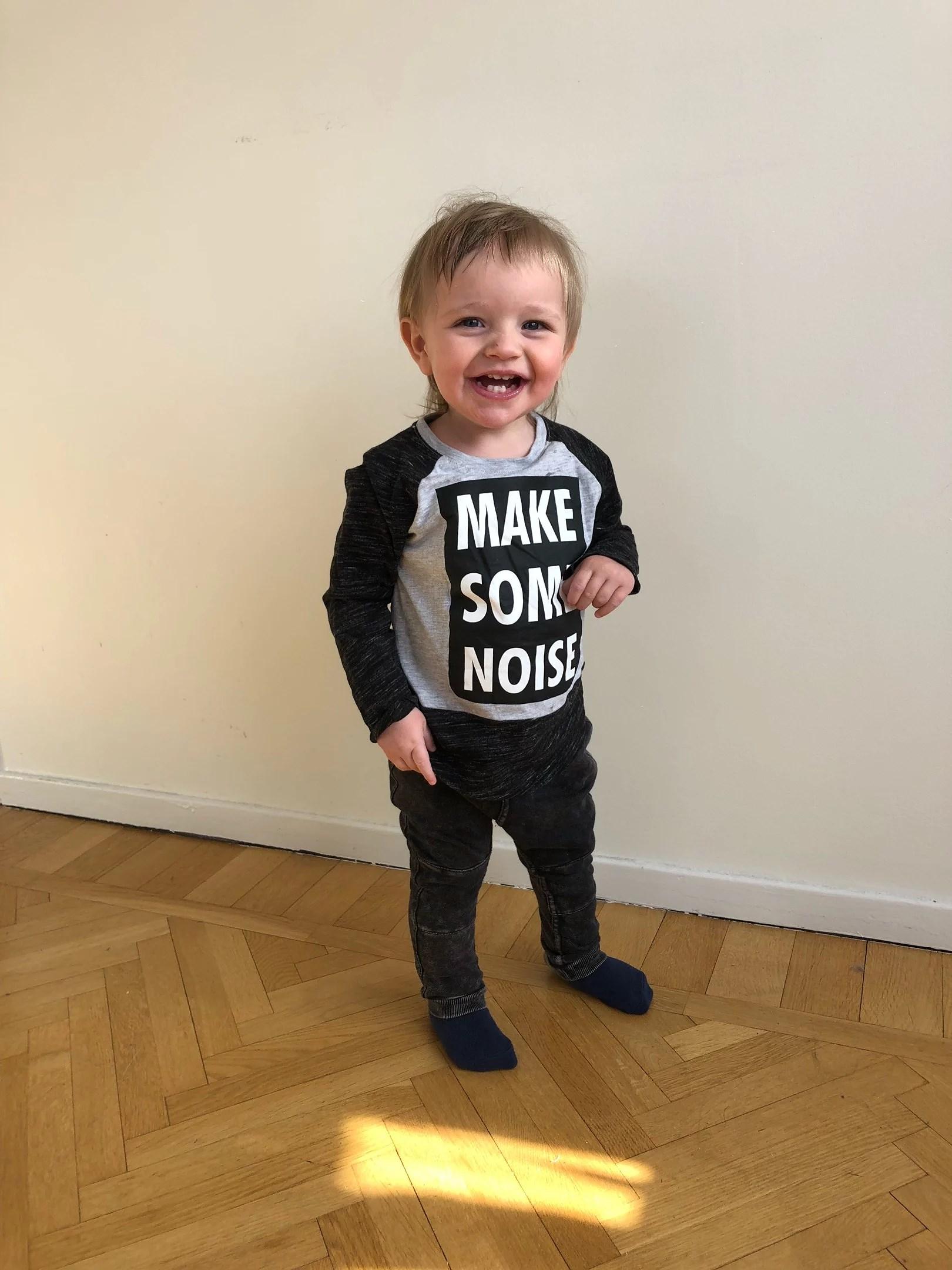 Allt om min son