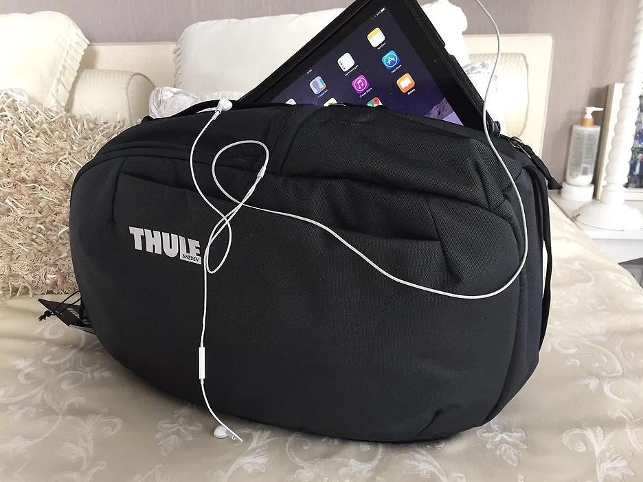 Thule.com laptop rugtas