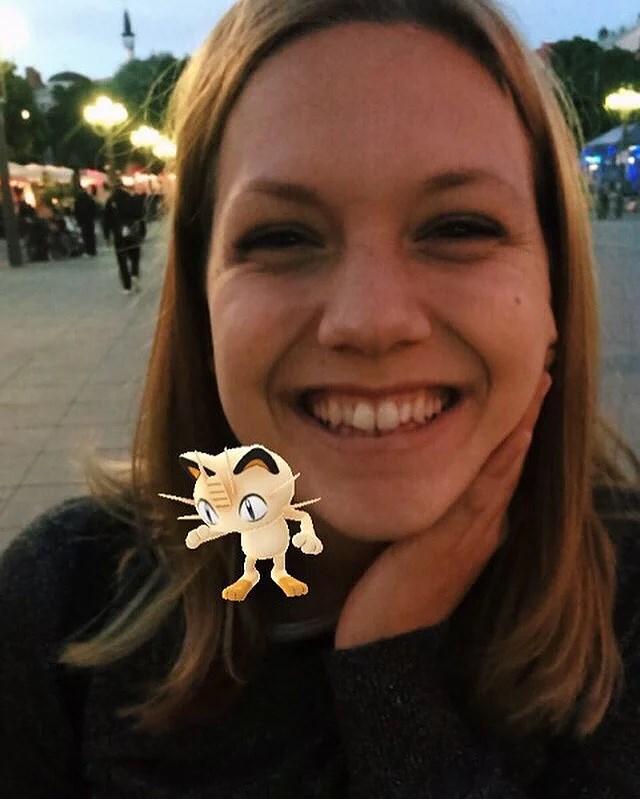 IGÅR | Vi jagade Pokémon natten lång!