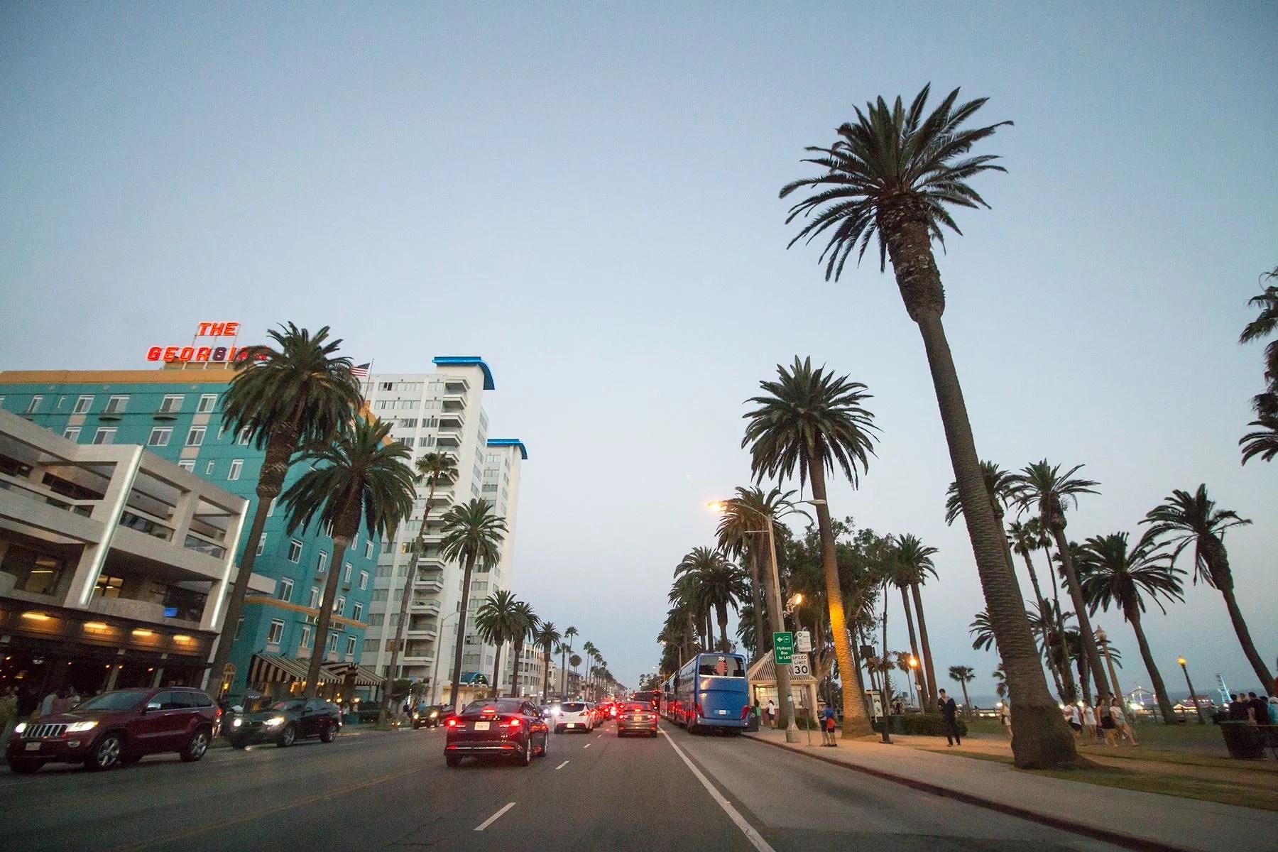 Värt att tänka på när man åker till LA