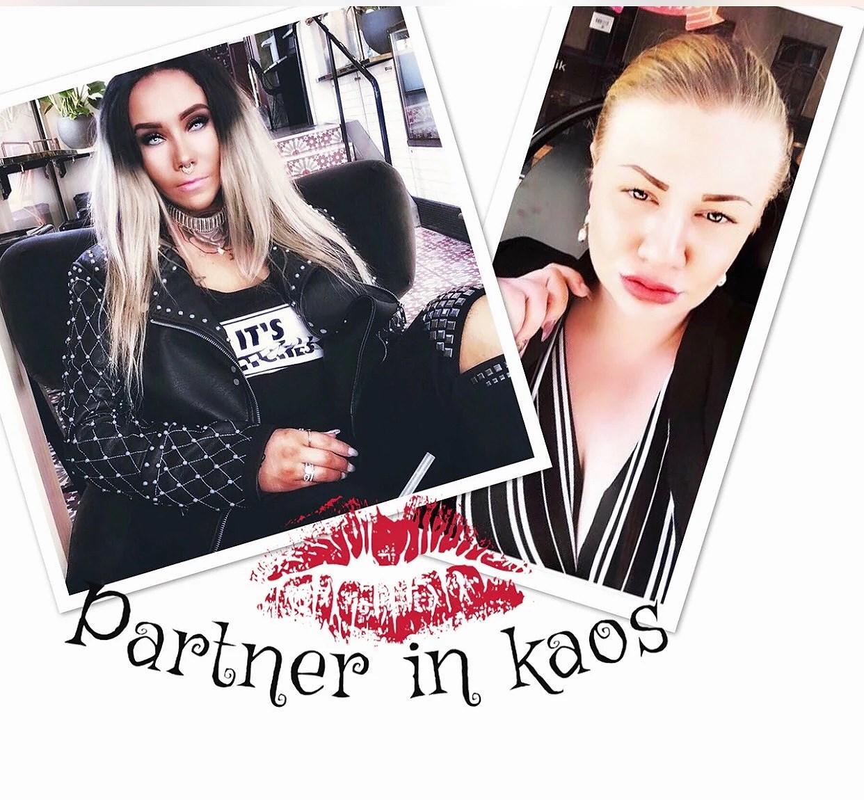Partner in kaos i bloggvärlden 🤩