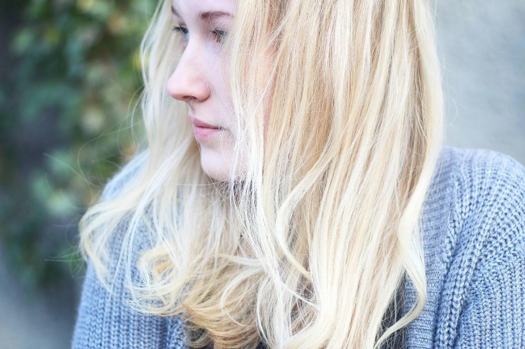 Några nyanser blondare