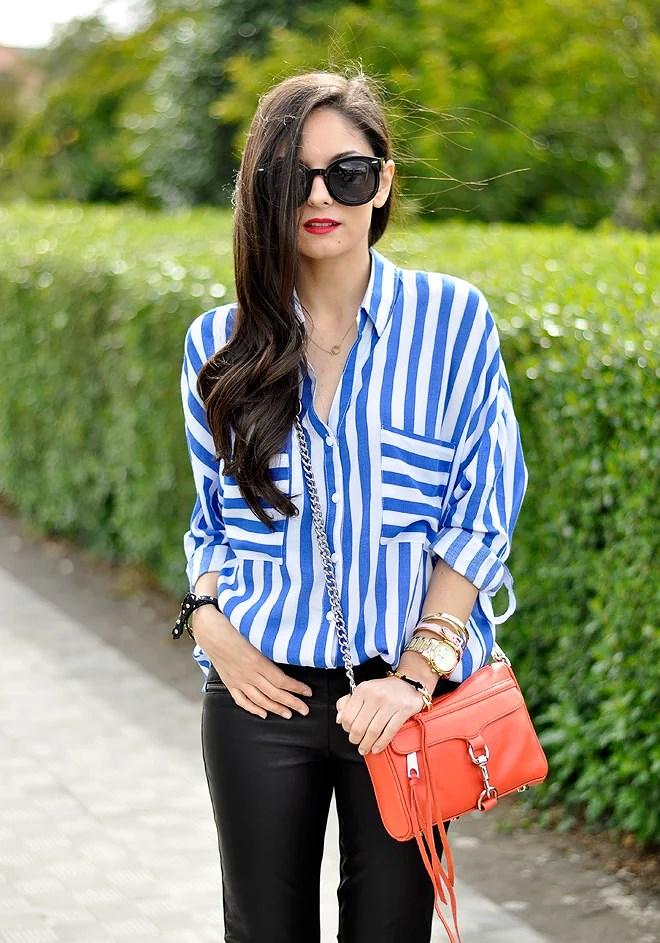 Blue Stripe Shirt_03