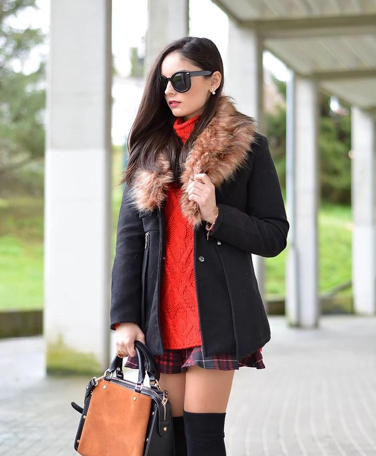 Zara_ootd_outfit_botines_tartan_choies_mango_abrigo_10