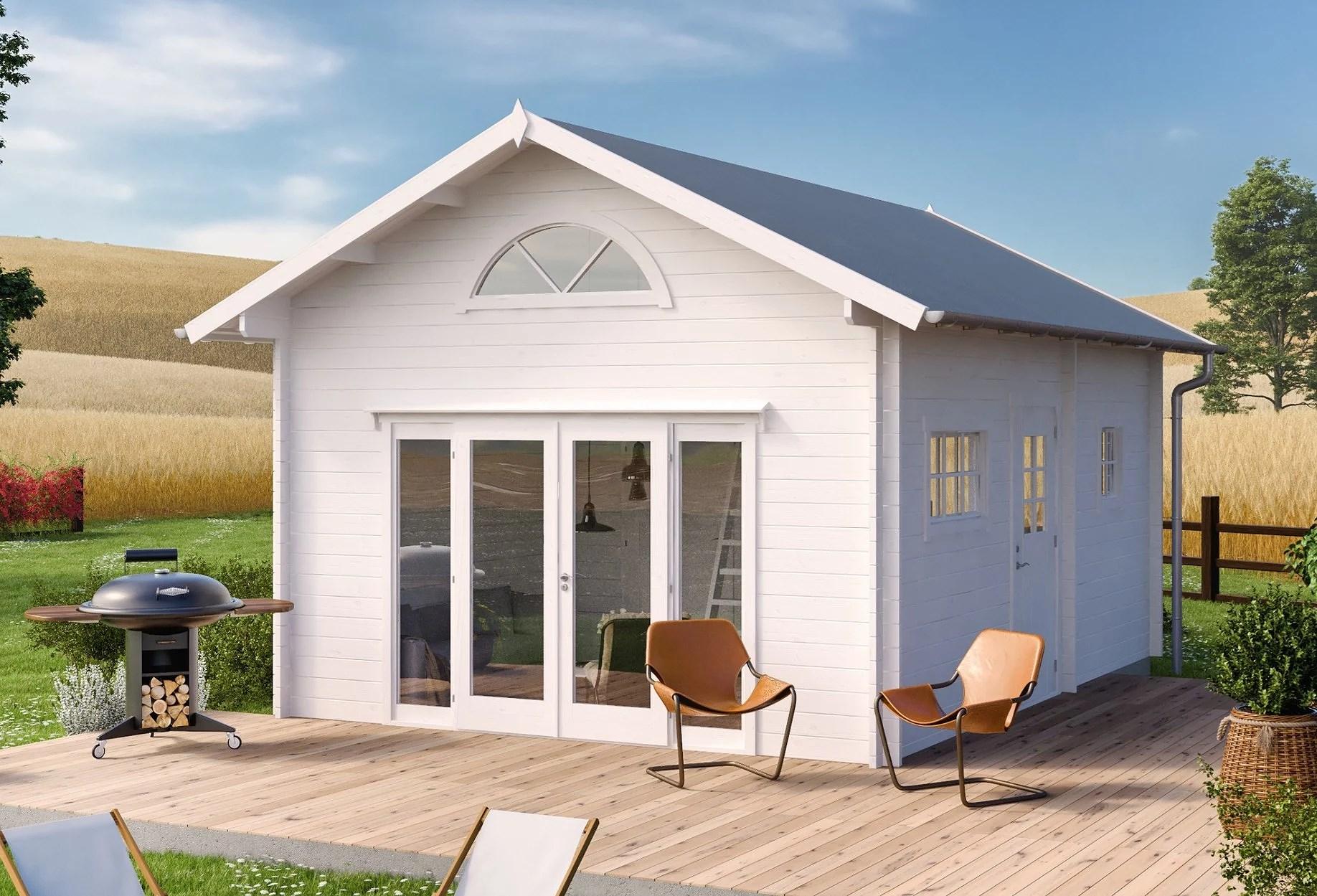 Bygg ut utan bygglov med attefallshus!