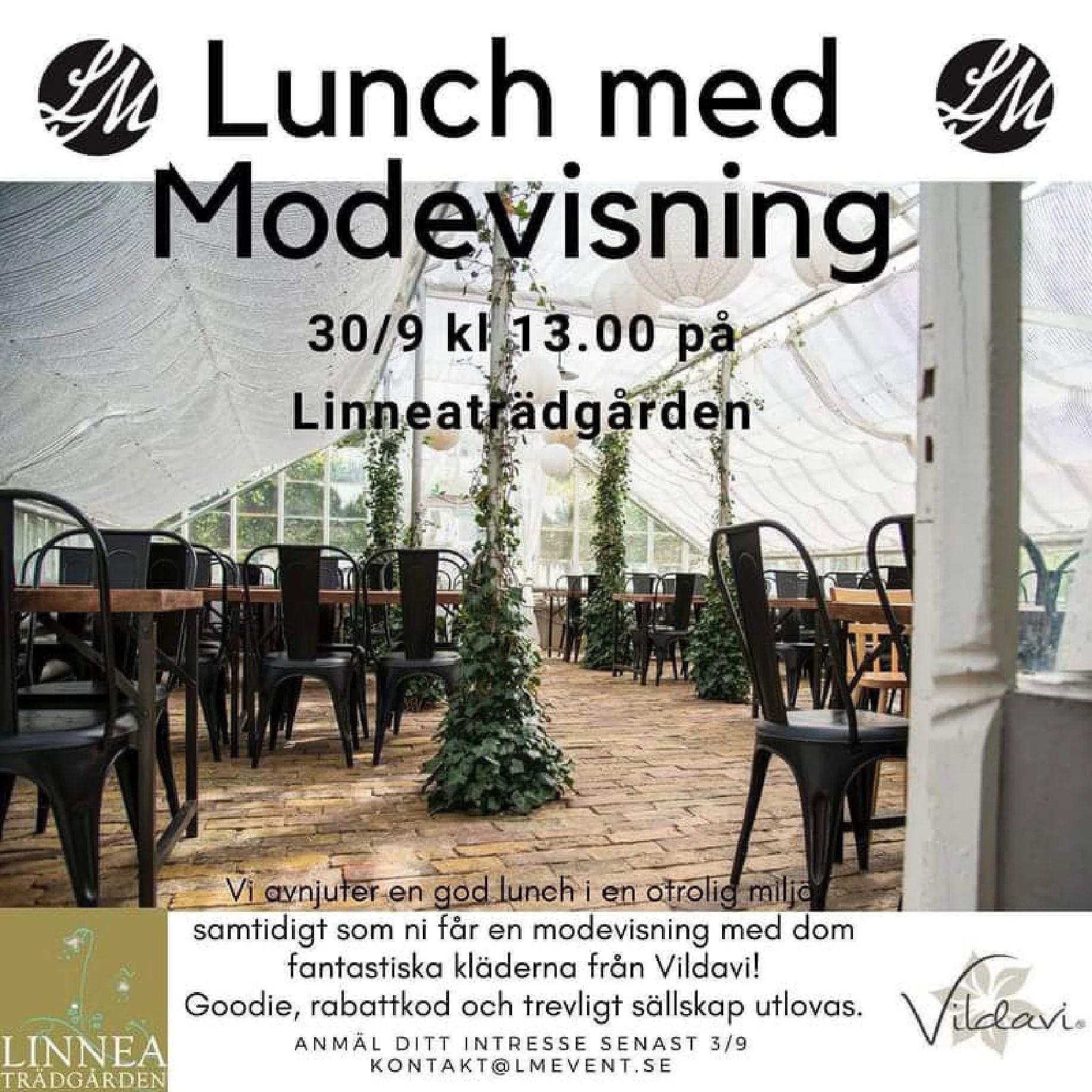 Event i Helsingborg - ska du dit?