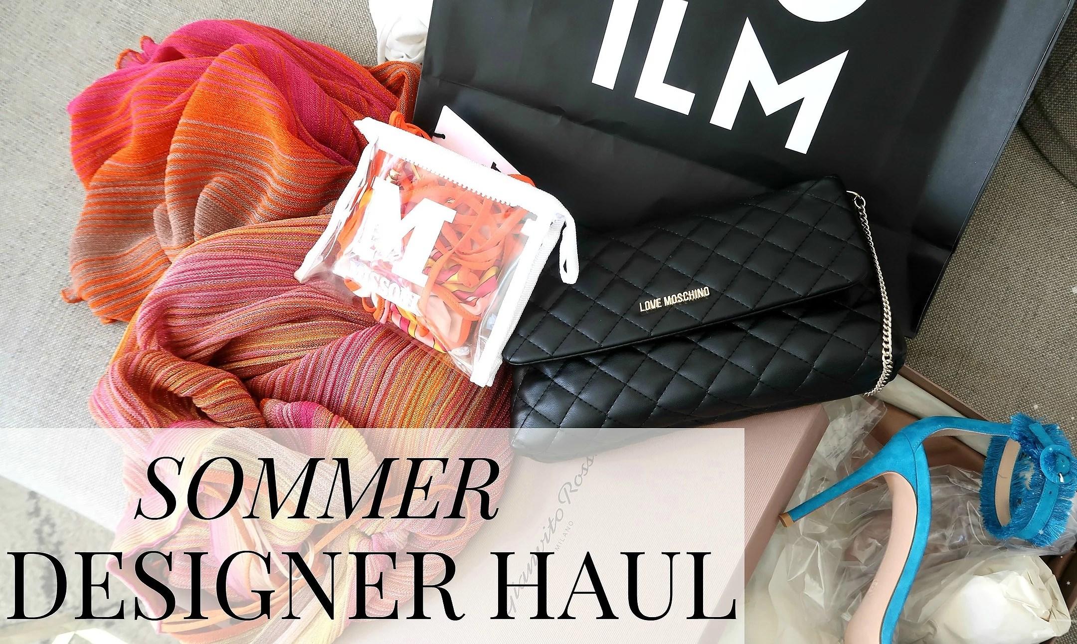 VIDEO: SOMMER DESIGNER HAUL