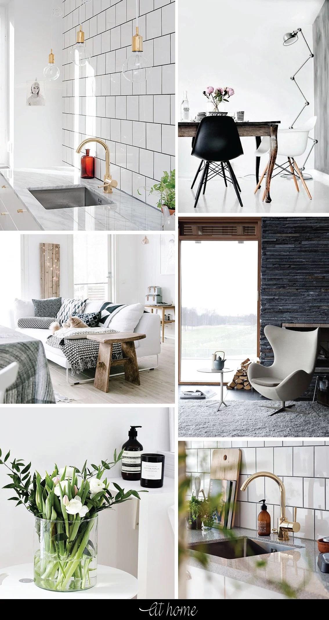Bolig, Boliginspiration, Mode, Modeblogger, Julie Mænnchen, It's My Passions, Aalborg modeblogger, Inspiration til boligen, Lampefatninger, Kobberfatninger