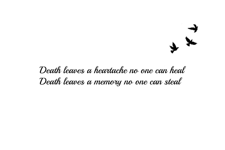 Hvordan takler man døden?