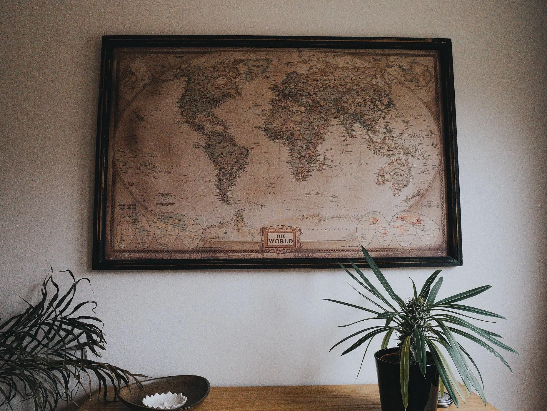 Nytt i hemmet: The World