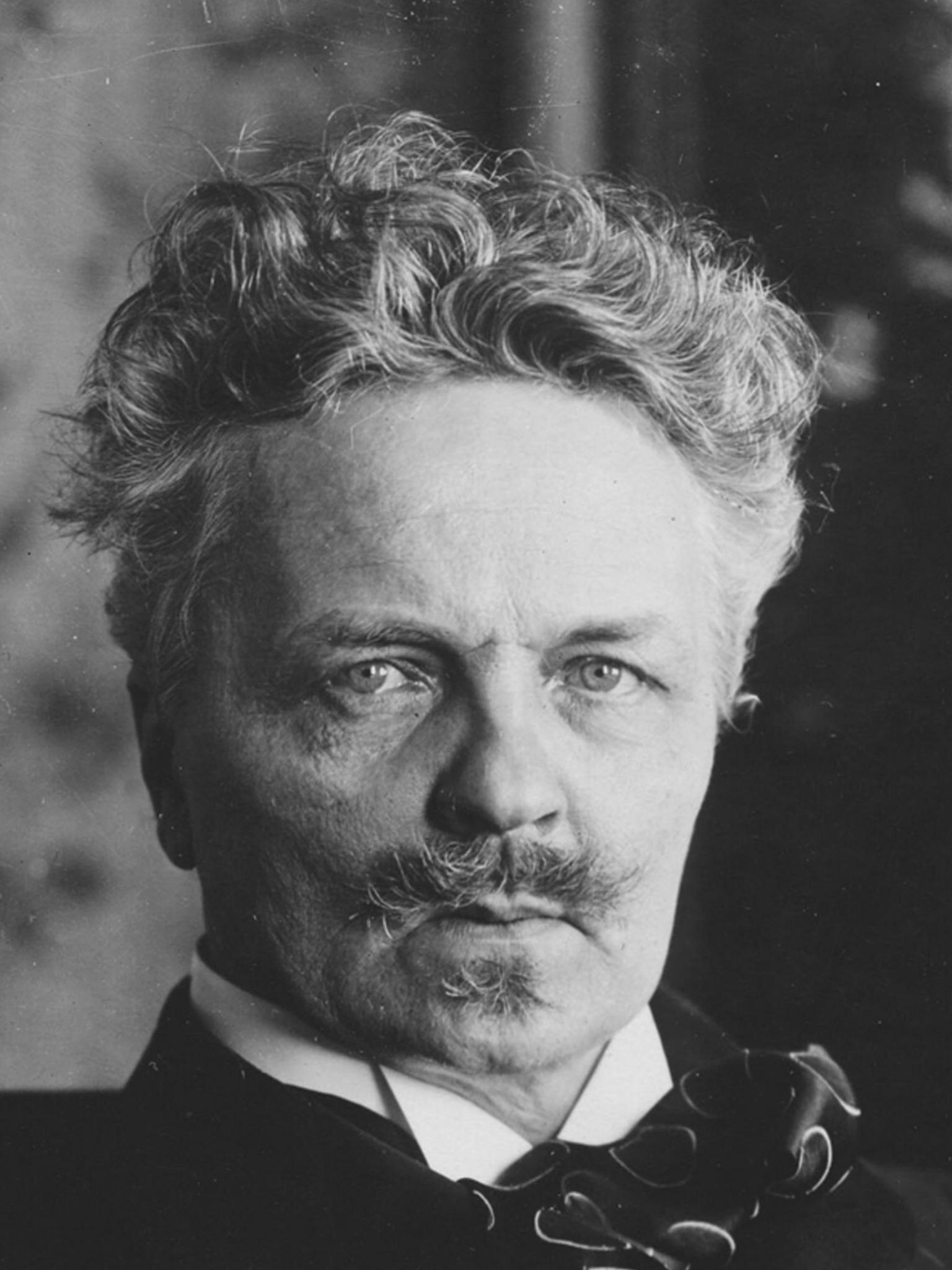 En svensk klassiker: August Strindberg
