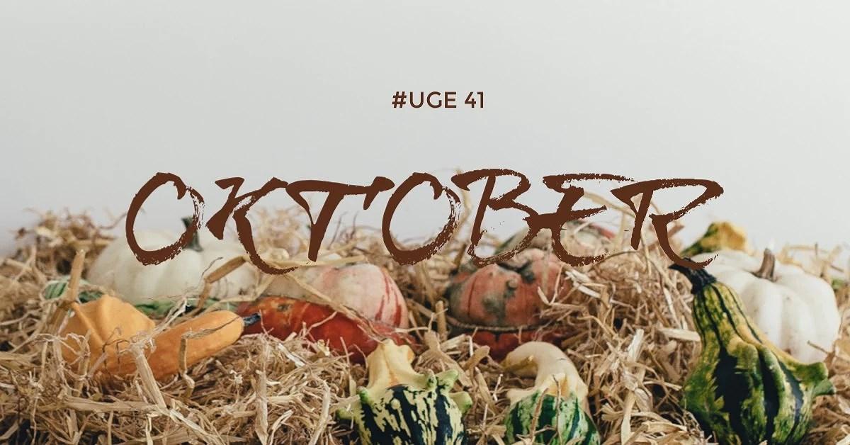 #UGE 41 - EVENT, COCKTAILS OG REJSEN TIL MODENS MEKKA