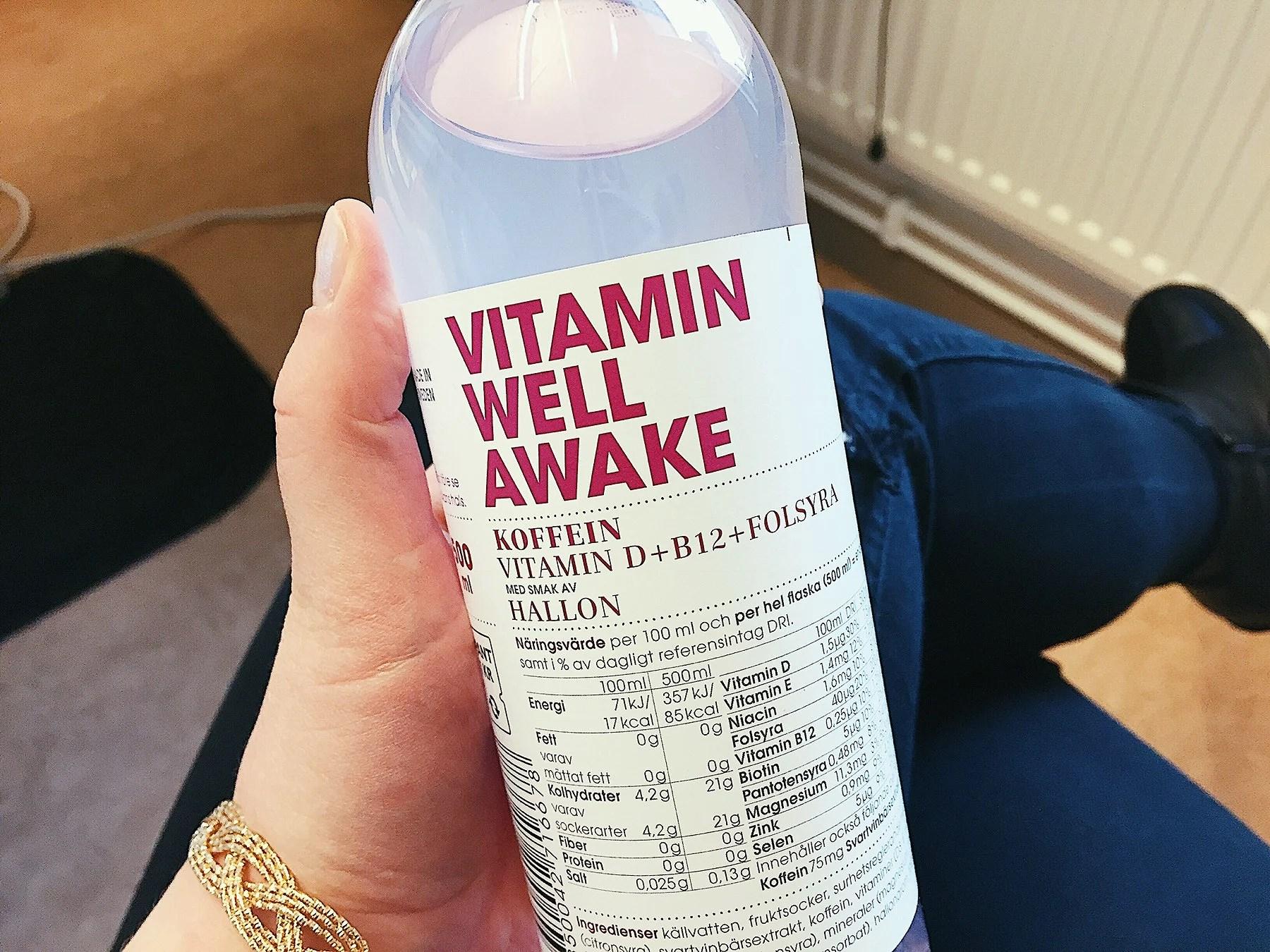 VITAMIN WELL AWAKE