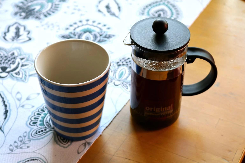 Kaffe & tjejsnack