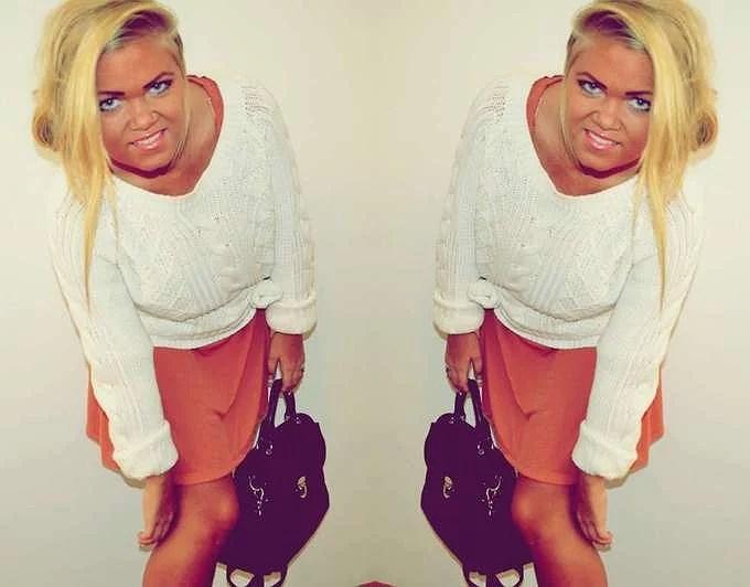 White   Orange.