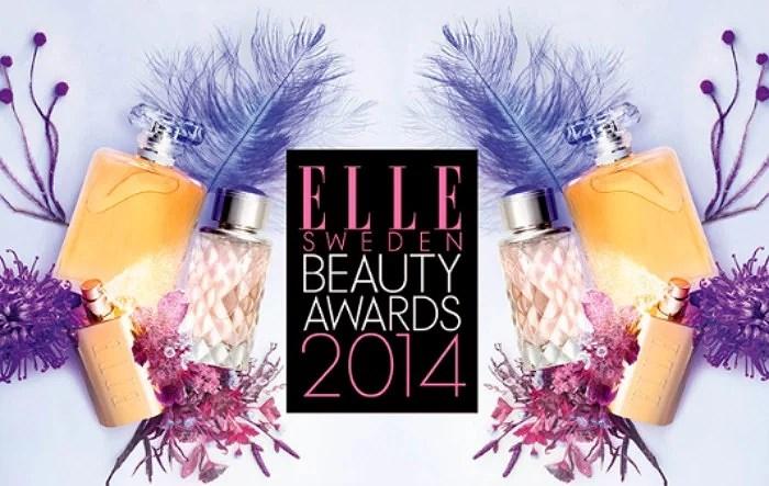 ELLE BEAUTY AWARDS 2014