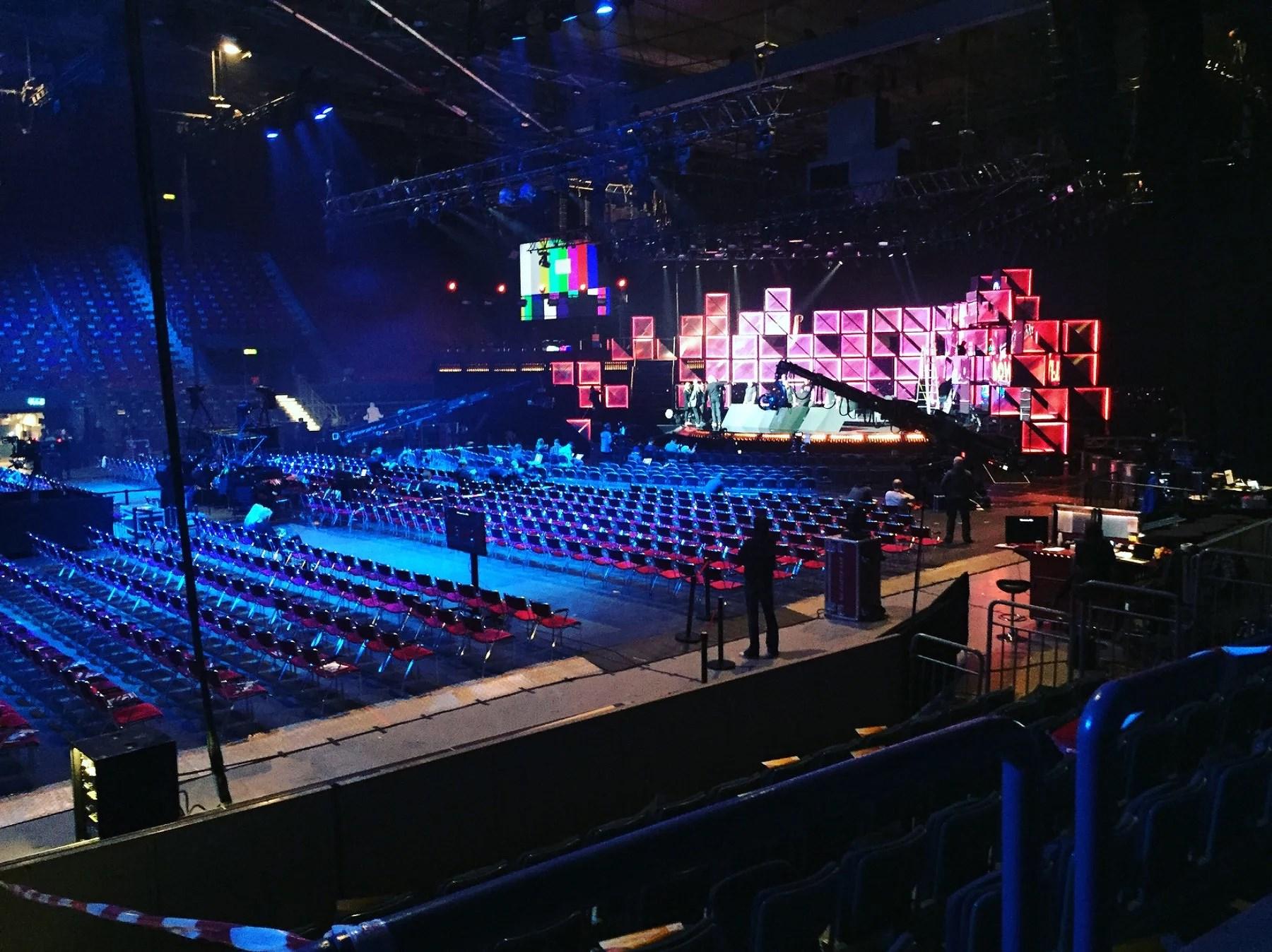Live från Melodifestivalen STÄLL DINA FRÅGOR TILL ARTISTERNA HÄR