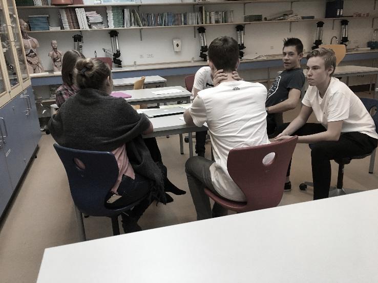 På besøg hos valgfaget 'innovation, science og teknologi'