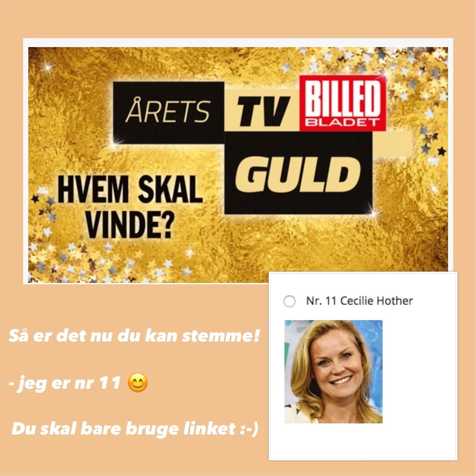 Hvem bliver årets Tv-vært….?
