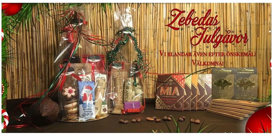 Vem skulle tacka nej till choklad i julklappen?
