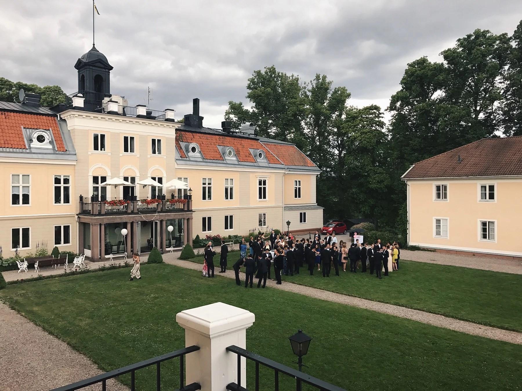 Bröllop i huvudstaden