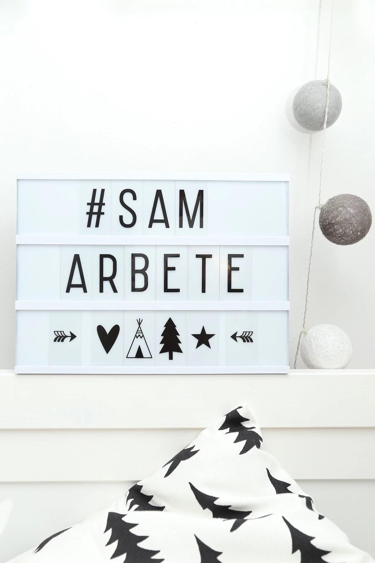 SAMARBETEN