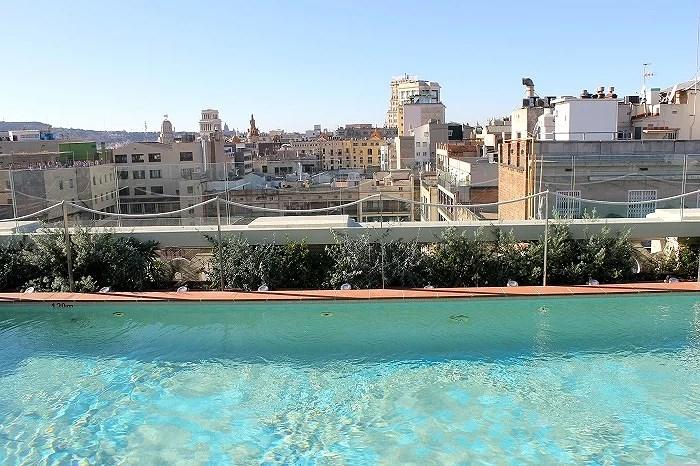 Nueva terraza Hotel Palace Barcelona